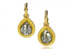 Salt & Pepper Diamond Earrings