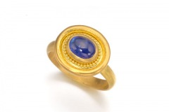 Ceylan Sapphire Ring